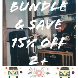 🌻 Bundle & Save 🌻